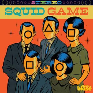 Squid Game Inspired Art