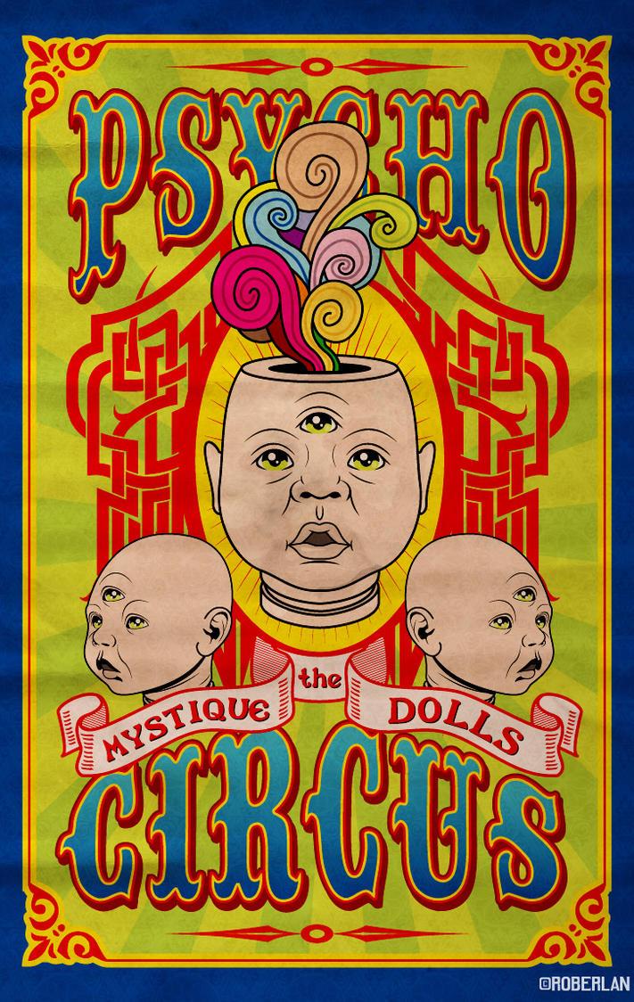 Psycho Circus by roberlan