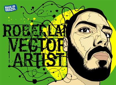 Brazilian Vector by roberlan