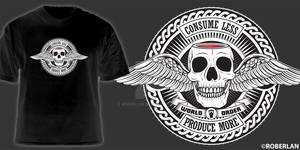 CLPM tshirt design