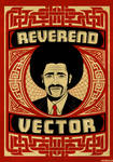 Reverend Vector Poster