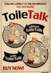 ToileTalk Fake Ad
