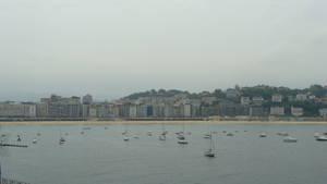 Donostia's harbour