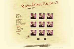 Eva Nina Kozmus Official by Neo8gfx