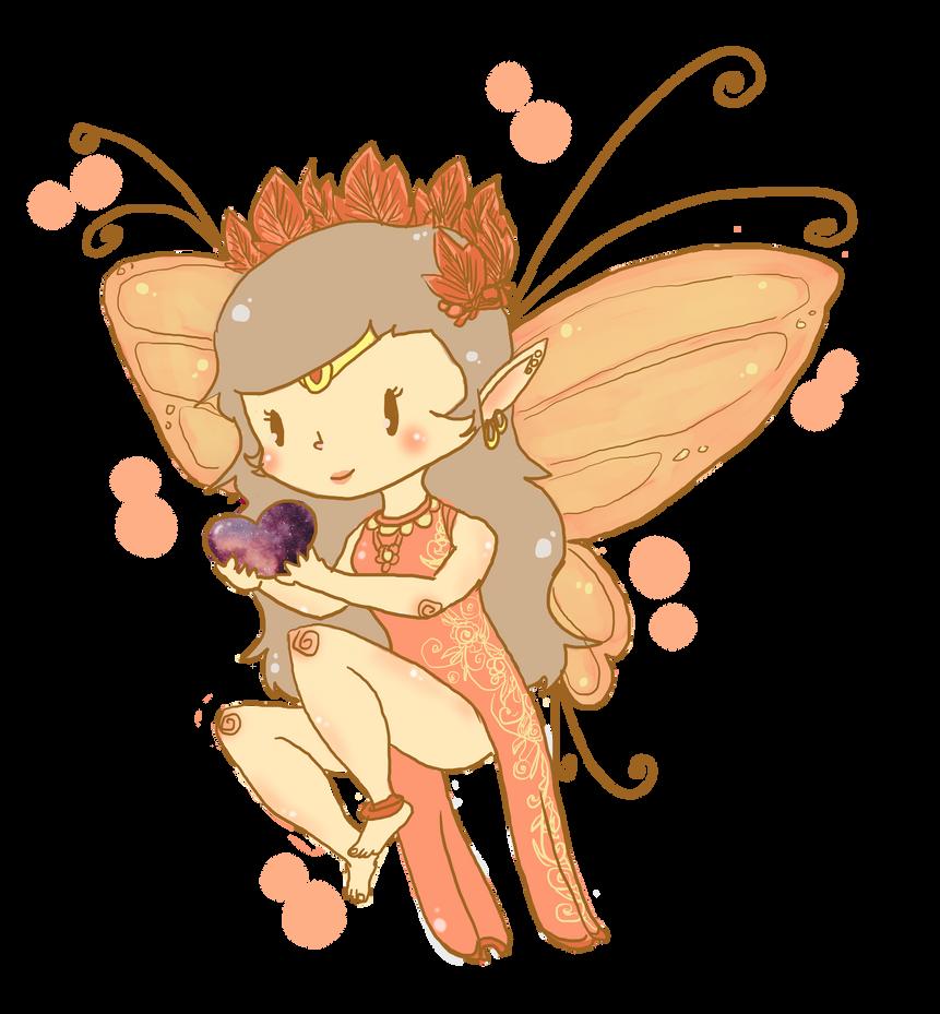 Princess Akali of Fairy Land by prochyprochy