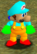 Me in super mario 64 by supermariofan54321