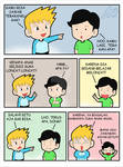Komik - Anak Kelinci
