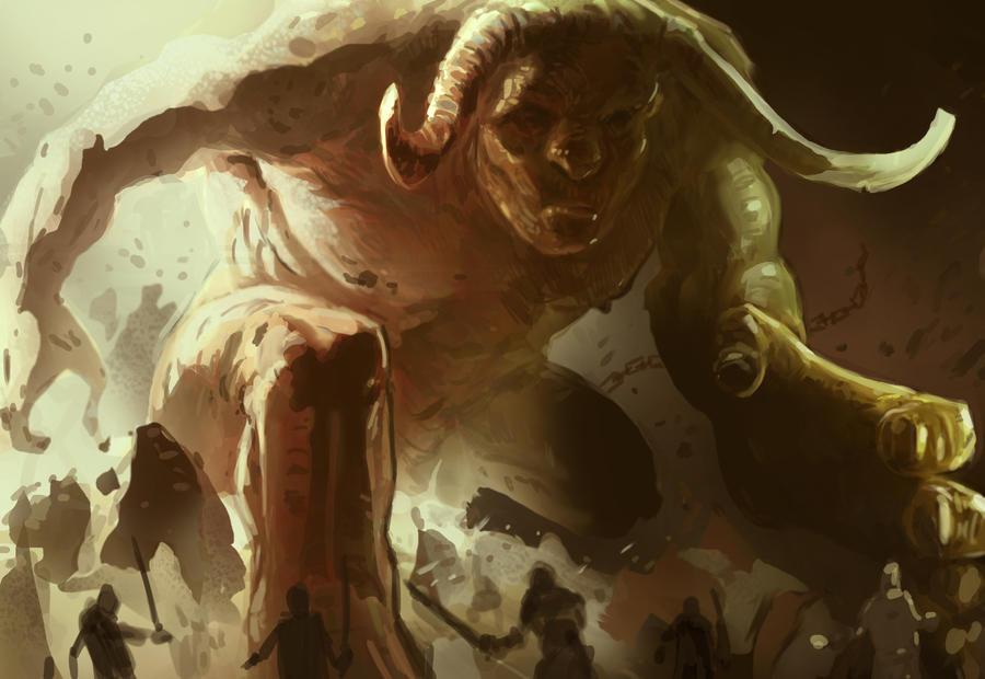 Demonic crash by animationgorilla