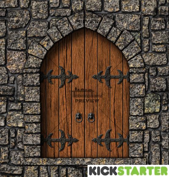 Castle Gate by Mortis-of-midian ... & Castle Gate by Mortis-of-midian on DeviantArt