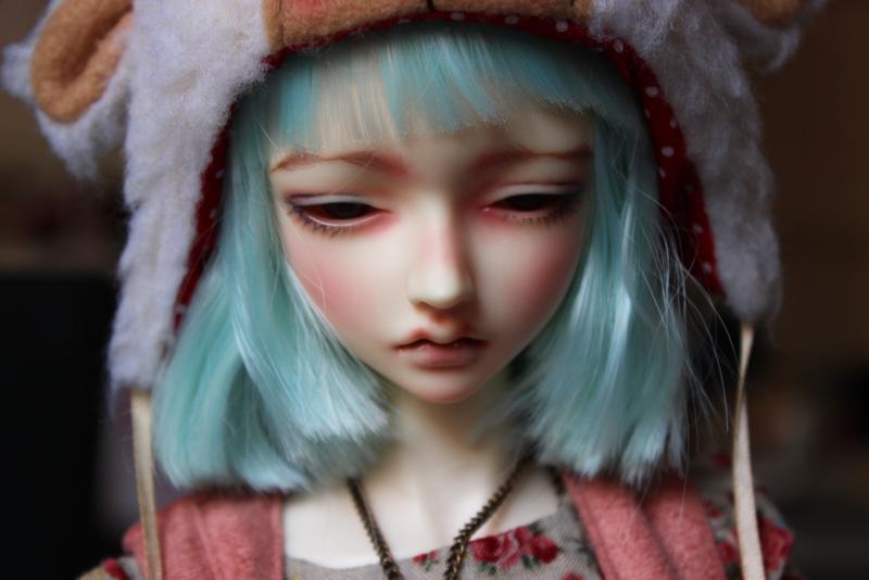 Hotaru Closeup by chickenlex