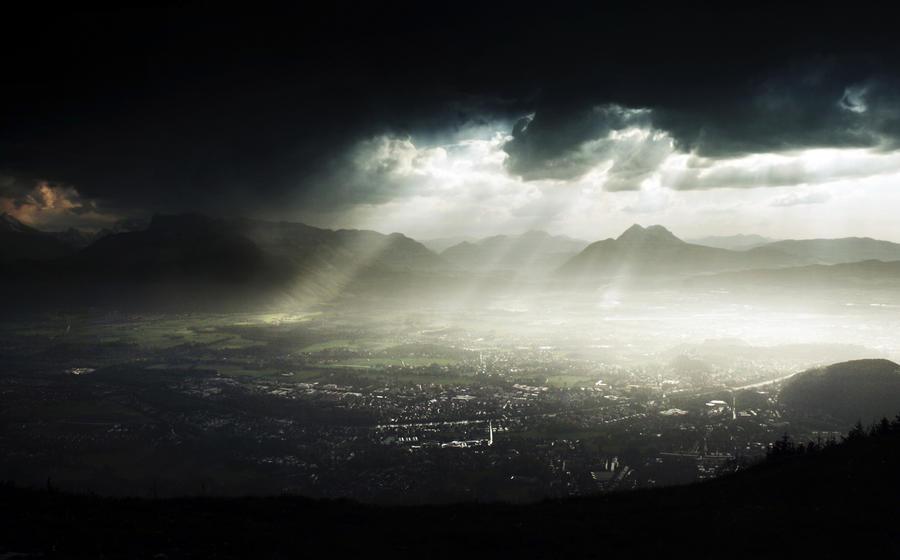 Licht und Dunkelheit by CaveCanem42