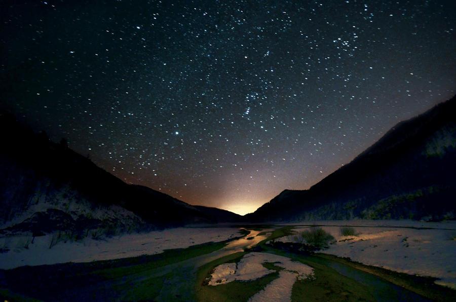 Alphabet der Sterne by CaveCanem42