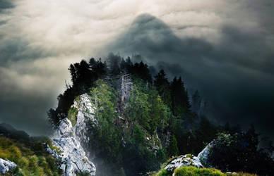 sky-high by CaveCanem42