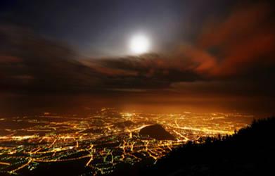 hot cold night by CaveCanem42