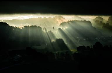 Valley of the Sun by CaveCanem42
