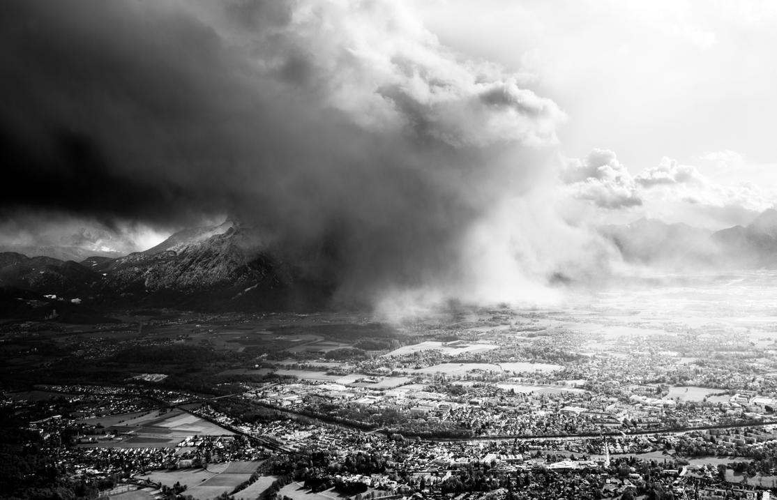 a last snow front by CaveCanem42