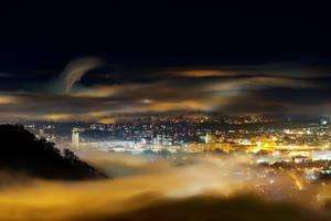 Like An Island In Fog by CaveCanem42