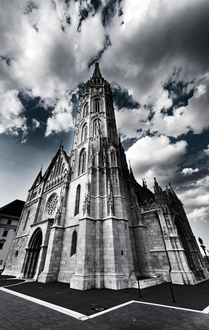 Matthias Church by CaveCanem42