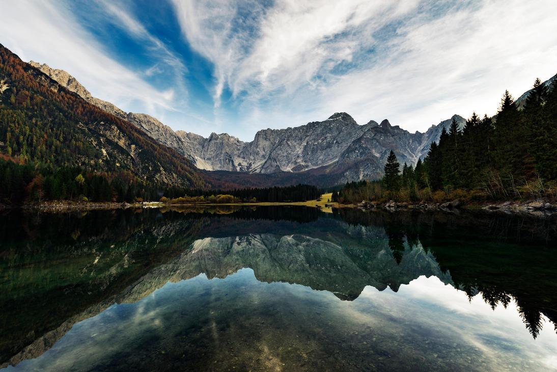 Laghi di Fusine by CaveCanem42