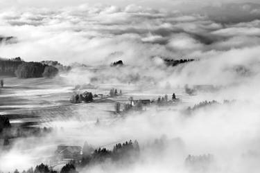 Cloud Village by CaveCanem42