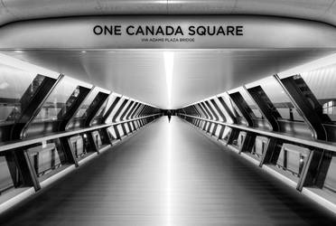 One Canada Square by CaveCanem42