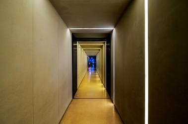 just a corridor