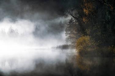 Mystic Lake by CaveCanem42