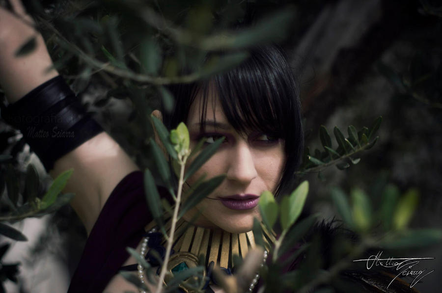 Morrigan - More like Stalker of the Wilds by GuildPrincipalDio