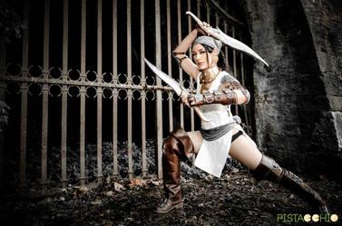 Isabela - Defender of Kirkwall by GuildPrincipalDio