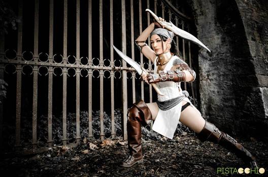Isabela - Defender of Kirkwall