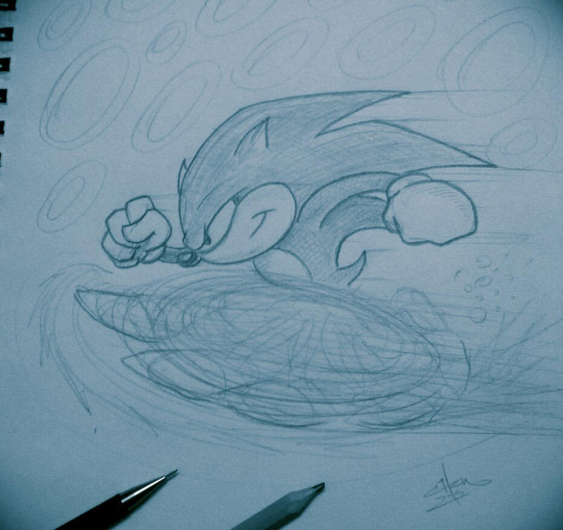 Sonic by Henderzon