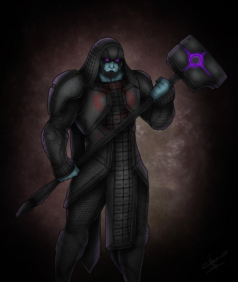 Ronan the Accuser by Henderzon