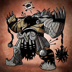 Berserk Gladiator