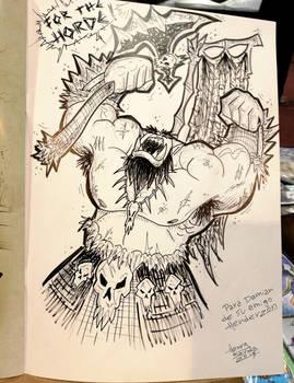 Berserker Orc