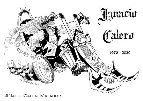 Ignacio Calero Tribute