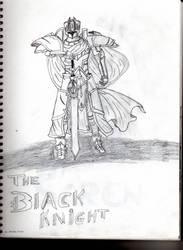 Black Knight by MetroidMaster01