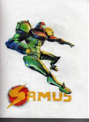 Samus by MetroidMaster01