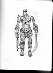 Iron Golem by MetroidMaster01