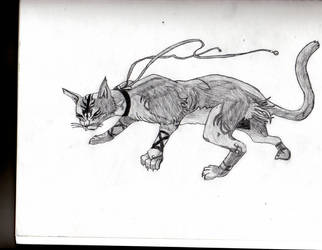 Lethe Cat by MetroidMaster01
