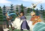 Avatar: Setting up Camp