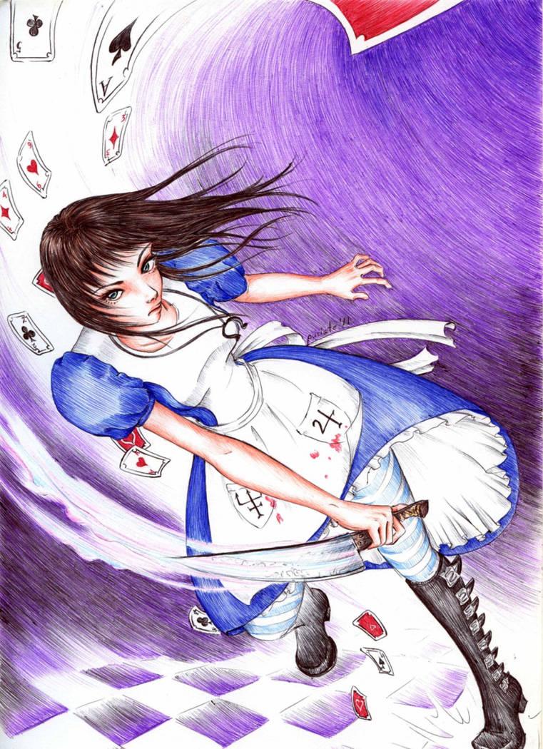 Alice strikes back