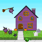 Witches Haunt by StargazerSammie