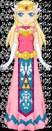 PixL - Toon Zelda by StargazerSammie