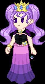 Com: Paper Princess Juniper by StargazerSammie