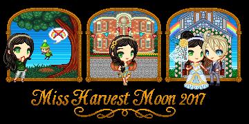 Miss Harvest Moon 2017 by StargazerSammie