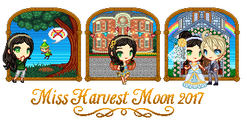 Miss Harvest Moon 2017 by StargazerSammie