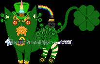 Custom - Shamus, the Leprechaun Mutant by StargazerSammie
