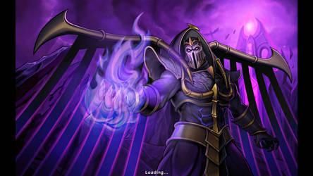 Champions Online Eidolon of Destruction Load Scree by AtlasTheSahuagin