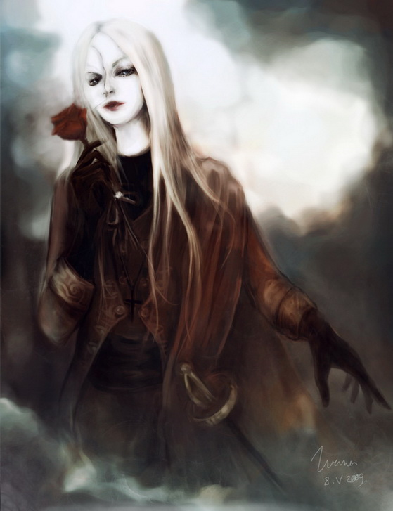 phantom by AmayaLOD