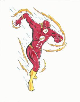 Flash Marker Sketch